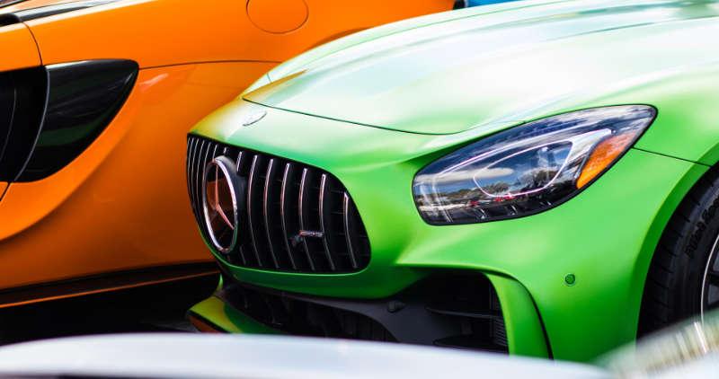 Exotic & Rare Motor Vehicles Insurance